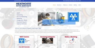 Heathcote auto services
